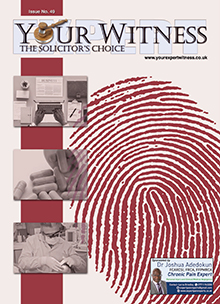 Your Expert Witness Issue 49