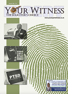 Your Expert Witness Issue 51