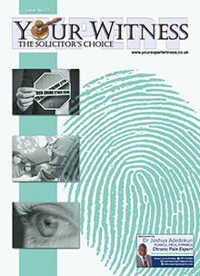 Your Expert Witness Issue 55