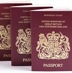 Pictre of UK passports for Your Expert Witness story