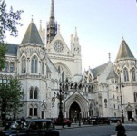 Picture of the Royal Courts of Justice for Your Expert Witness story