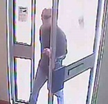 CCTV picture of a bank robber for Your Expert Witness story