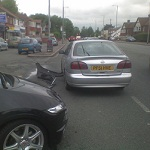 Picture of car crash for Your Expert witness story