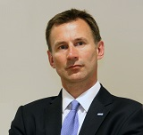 Picture of Jeremy Hunt for Your Expert Witness story