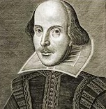 Picture of Shakespeare from Wikipedia for Your Expert Witness story