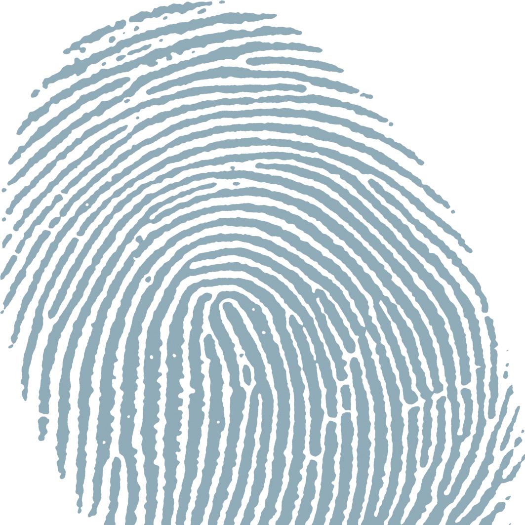 Witness thumbprint