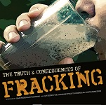 Picture of an anti-fracking campaign poster for Your Expert Witness story