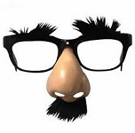 Picture of Groucho Marx mask for Your Expert Witness story
