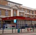 Kings College Hospital A&E by C Ford for Expert Witness story