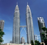 Picture of the Petronas Twin Tower in Kuala Lumpor for Your Expert Witness story