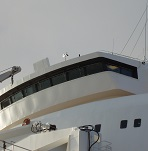 Picture of a ship's bridge for Your Expert Witness story