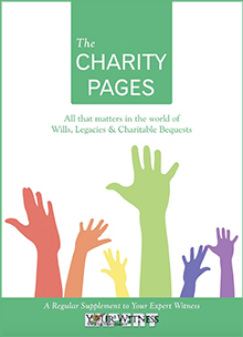 The Charity Pages Issue 1